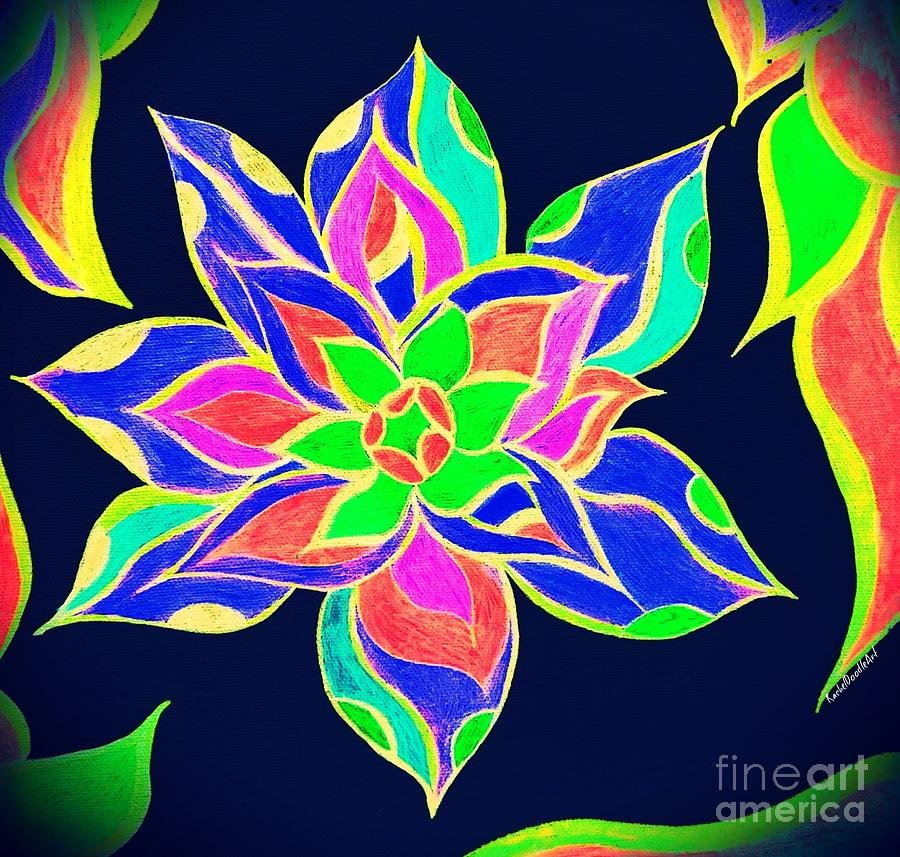 couleur epanouie by Rachel Maynard