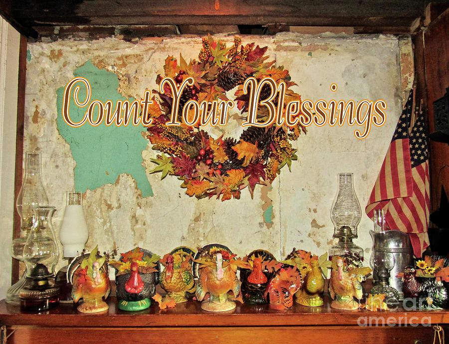 Count Your Blessings by Nancy Patterson