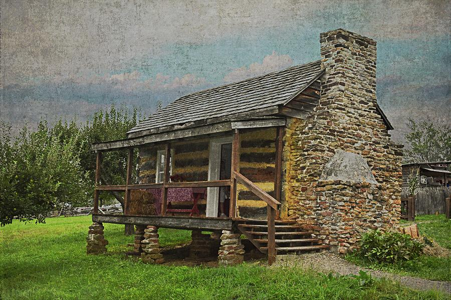 Country Living Back In The Day by Guy Whiteley