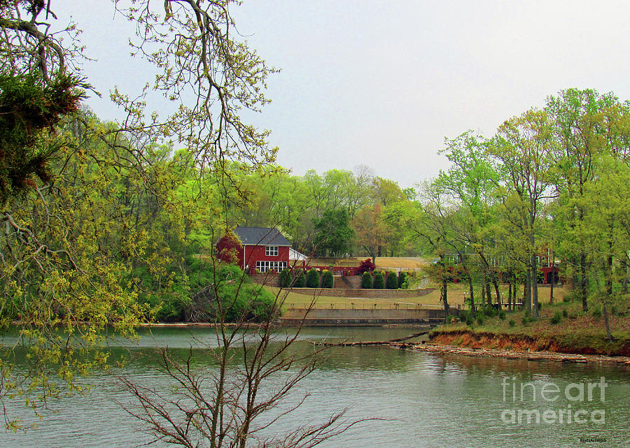Country Living on the Tennessee River by Roberta Byram
