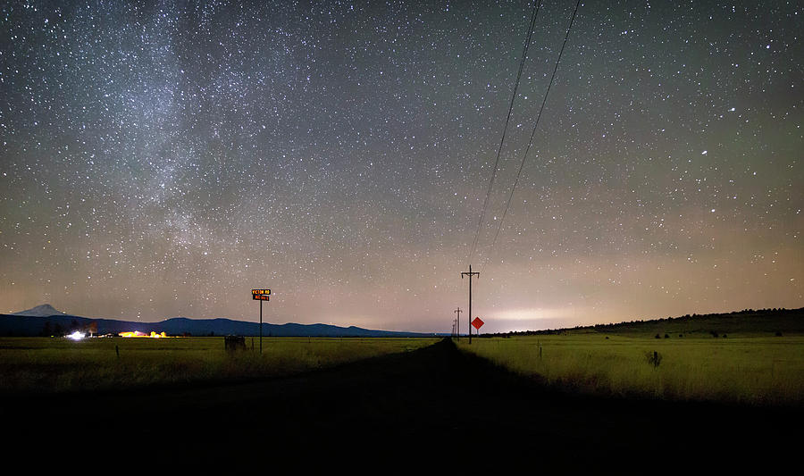 Country Road Nights by Cat Connor