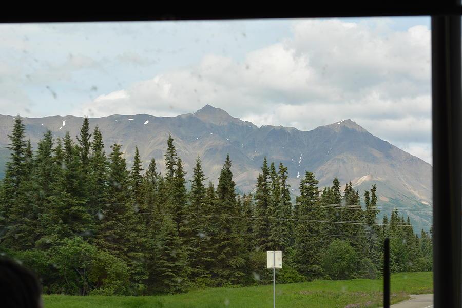 Alaska Photograph - Country Side In Alaska by Joe Smiga