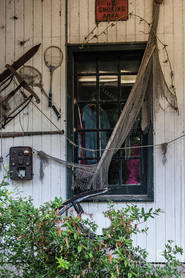 Country Window Photograph