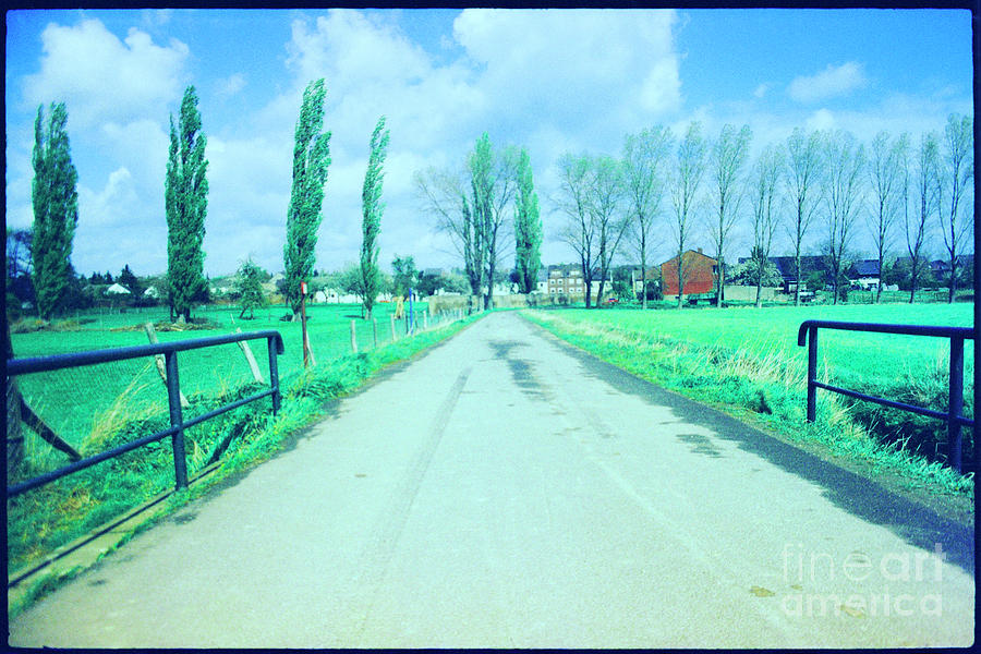 Countryside Road by Guido Koppes