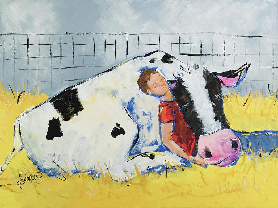 County Fair Nap by Terri Einer