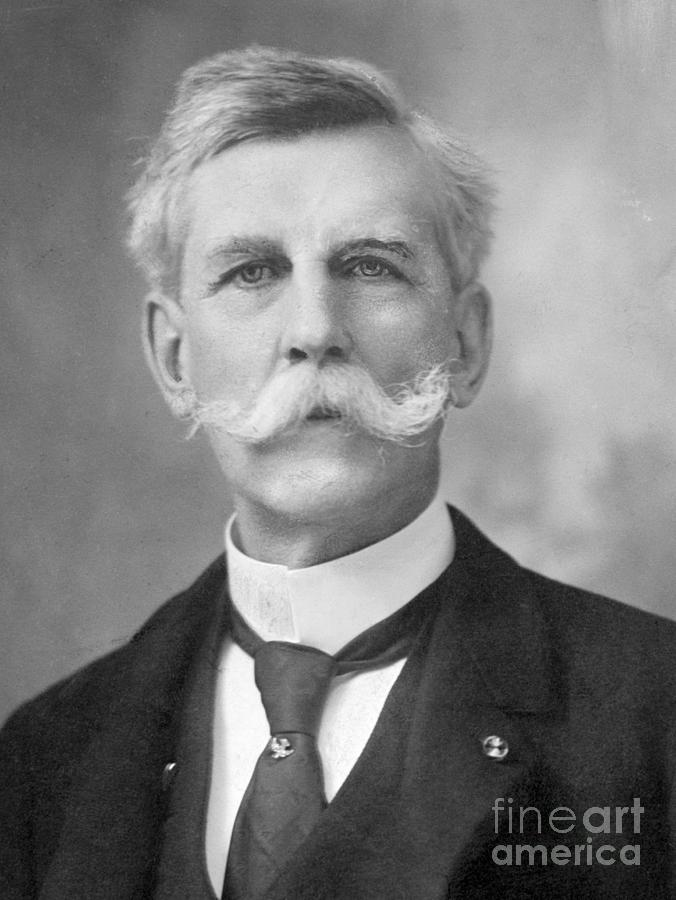 Court Justice Oliver Wendell Holmes Photograph by Bettmann