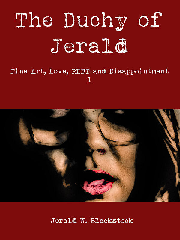 cover 1 by Jerald Blackstock