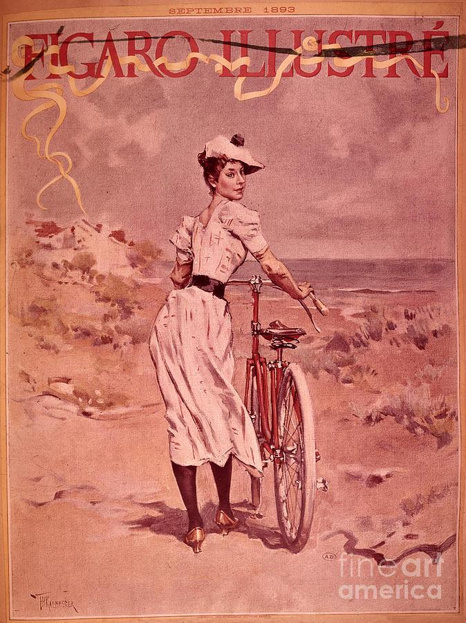 Cover Of Figaro Illustre Photograph by Bettmann