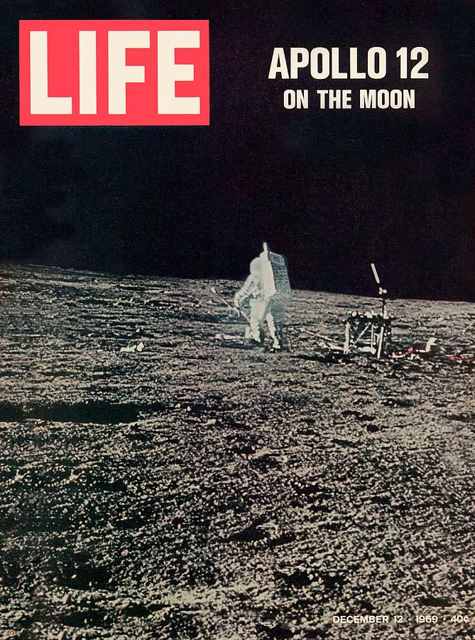 Cover Of Life Magazine Dated 12-12-1969 Photograph by Time Life Pictures