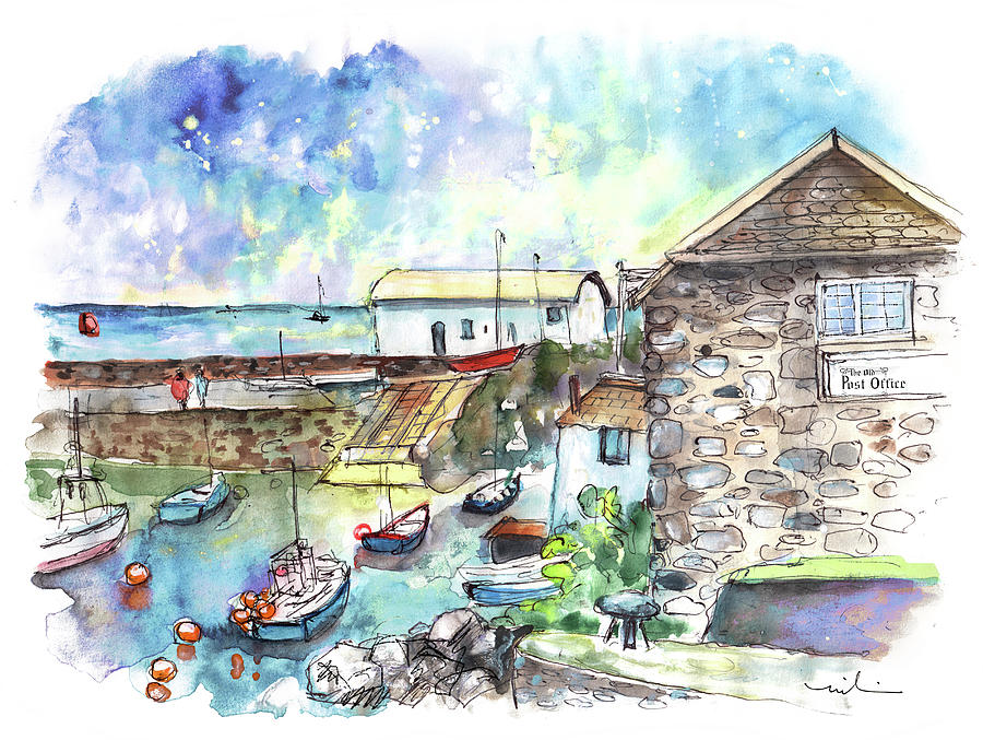 Coverack 05 by Miki De Goodaboom