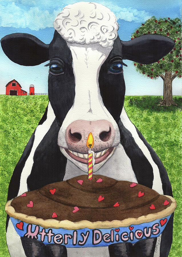 Cow's Pie by Catherine G McElroy