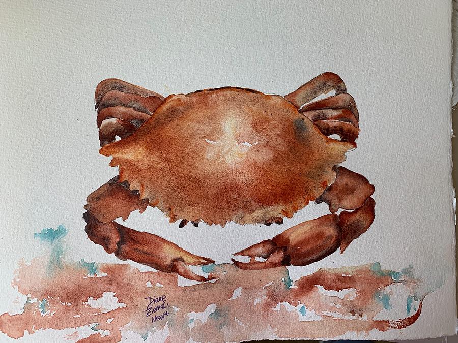 Crab to eat by Diane Ziemski