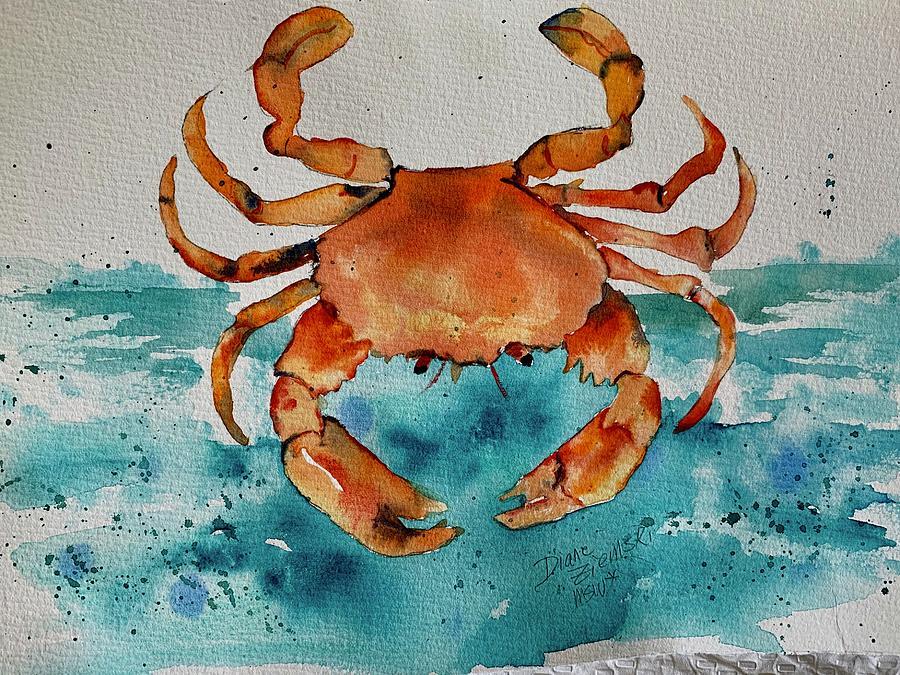 Crabbie by Diane Ziemski