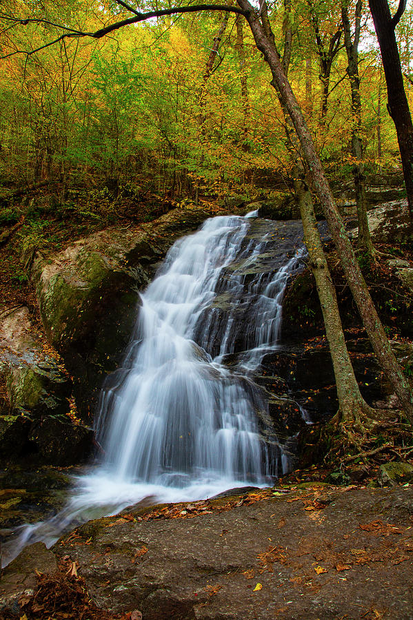 Crabtree Falls Photograph