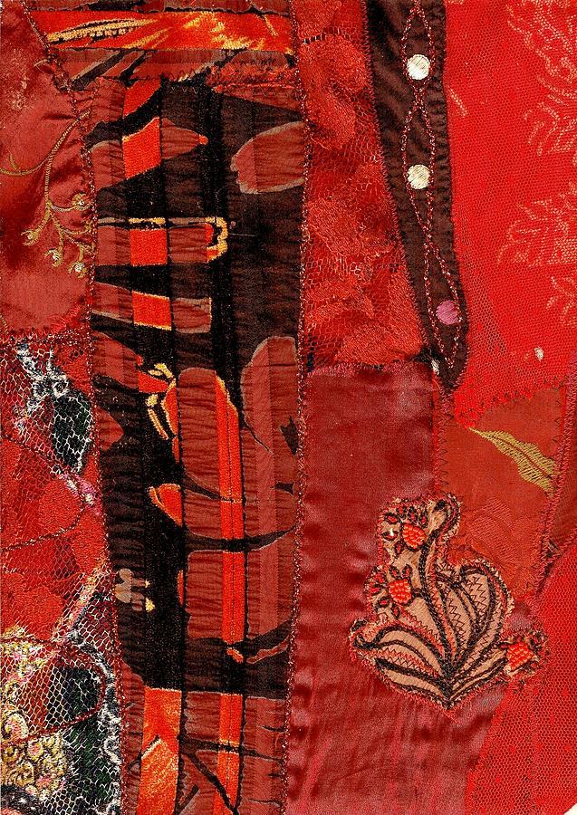 Crafty Red by Nareeta Martin