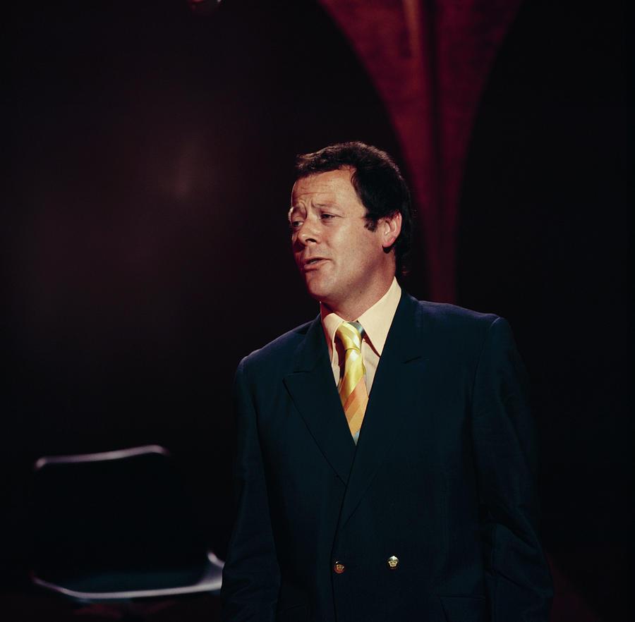Craig Douglas Performs On Tv Show Photograph by David Redfern