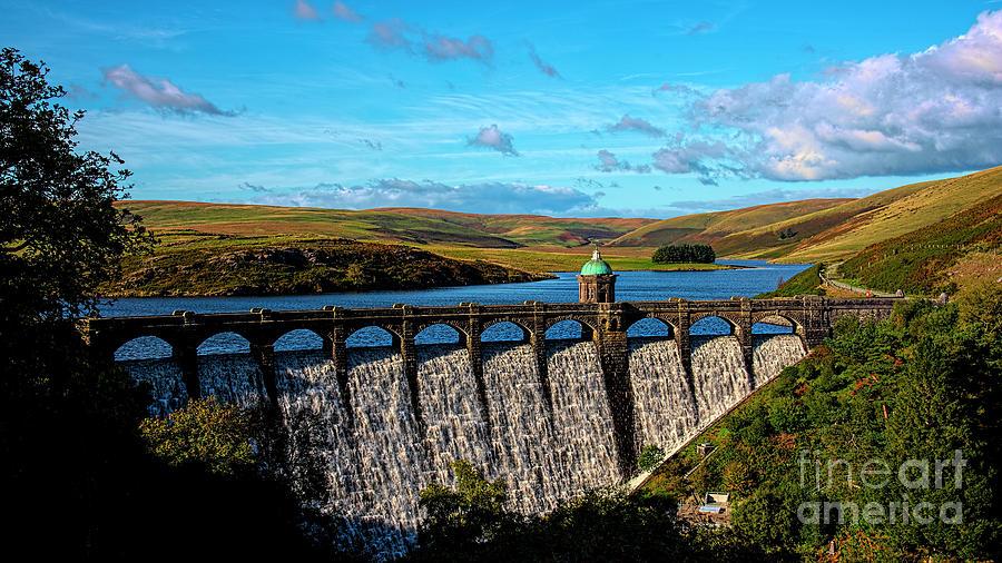 Craig Goch Dam Photograph