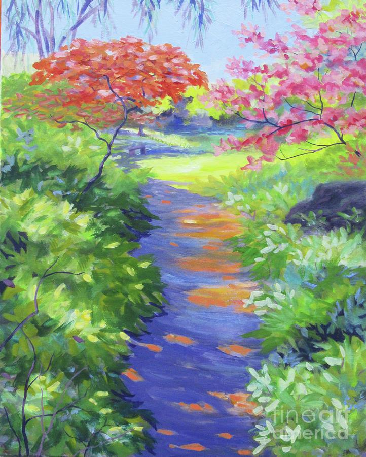 Cram Gardens Dogwood by Anne Marie Brown