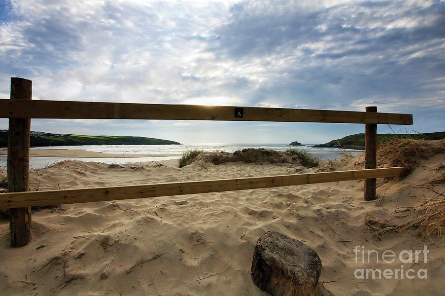 Crantock Beach Photograph