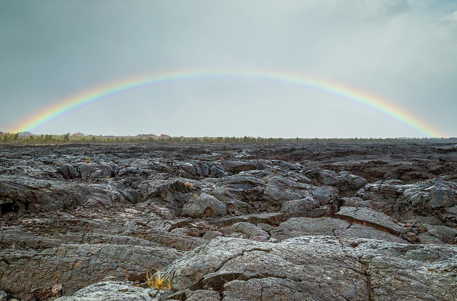 Craters and Rainbows by Michael Chatt