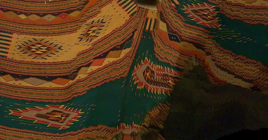 Crazy Rug by Uther Pendraggin