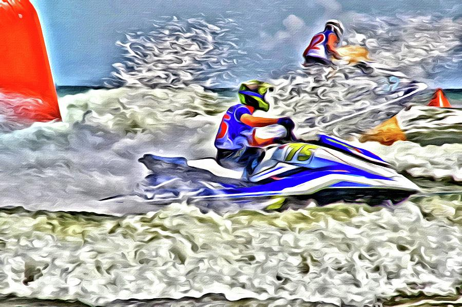 Crazy Waves Race Day by Alice Gipson