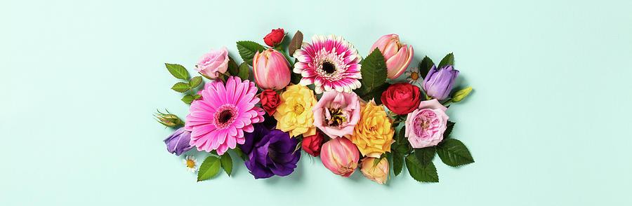 ideas para sesiones de fotos de flores