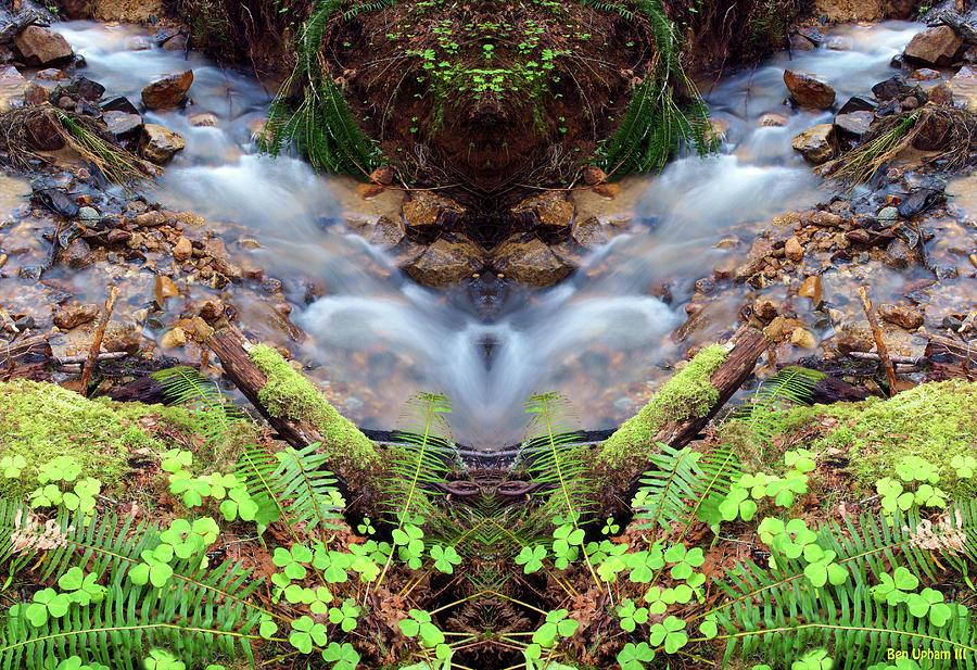 Creek of Eternal Life by Ben Upham III
