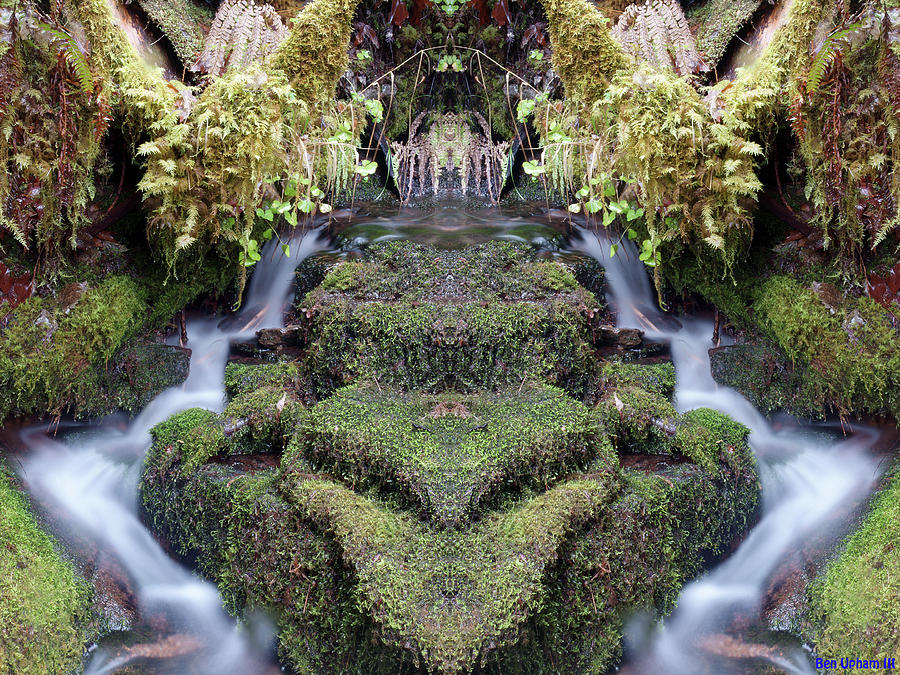 Creek Spirits #3 by Ben Upham III