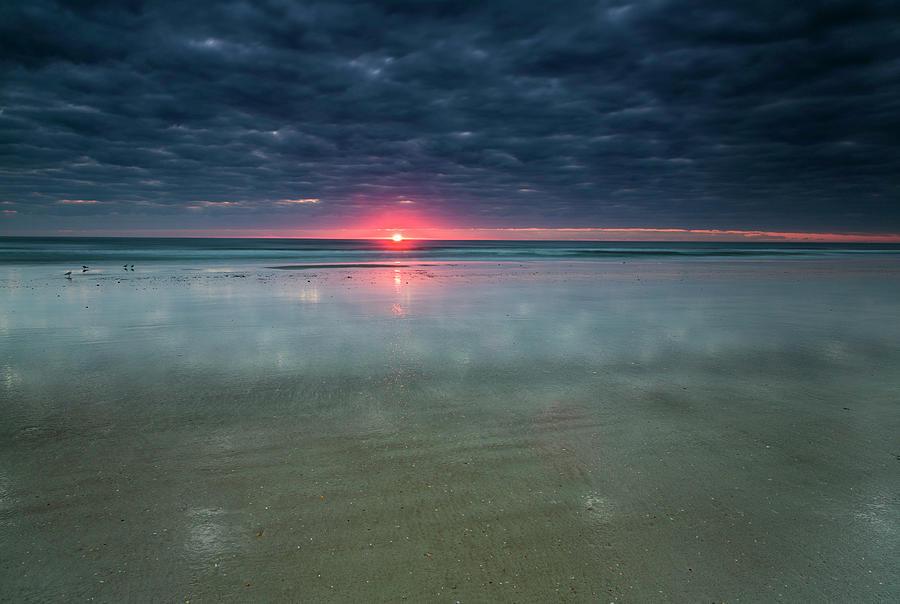 Crescent Beach Dawn by Fran Gallogly