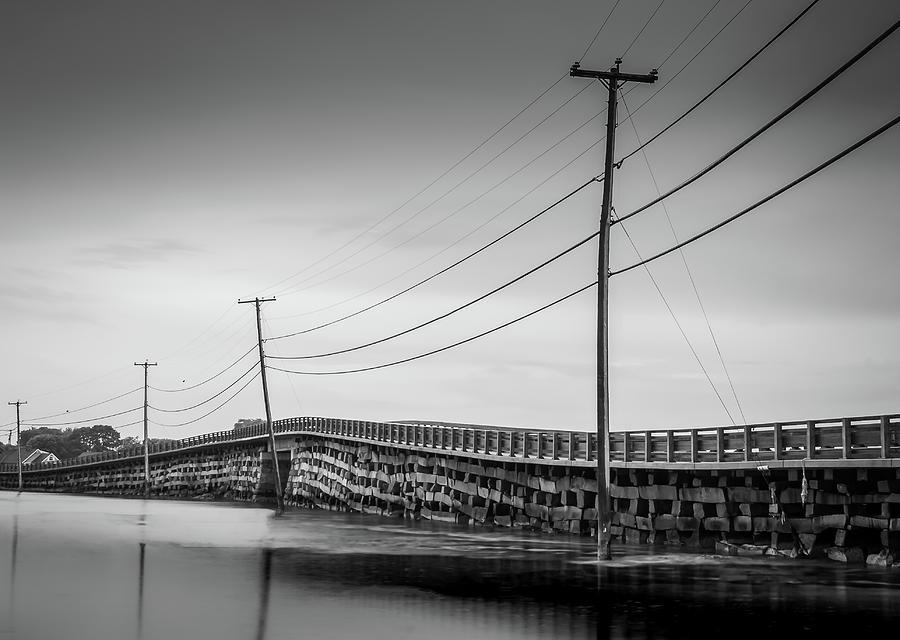 cribstone bridge by Alan Brown