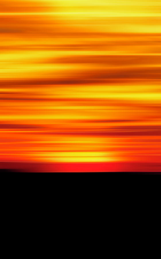 Crimsom Sky Motion by Reynaldo Williams