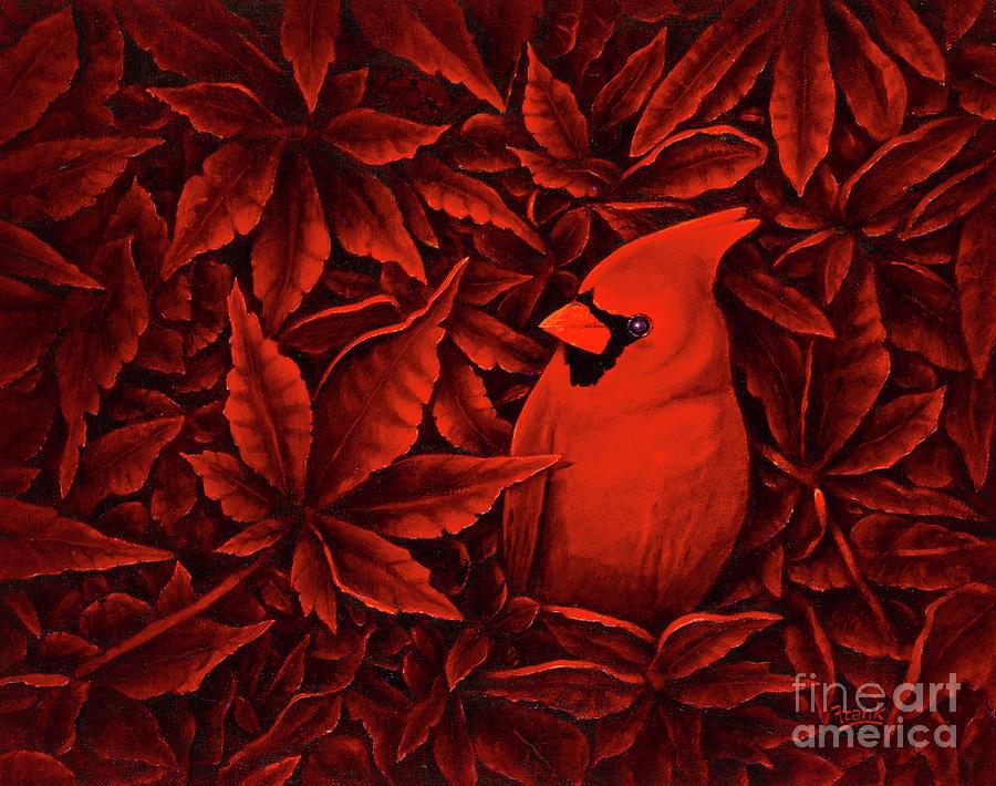 Crimson by Michael Frank