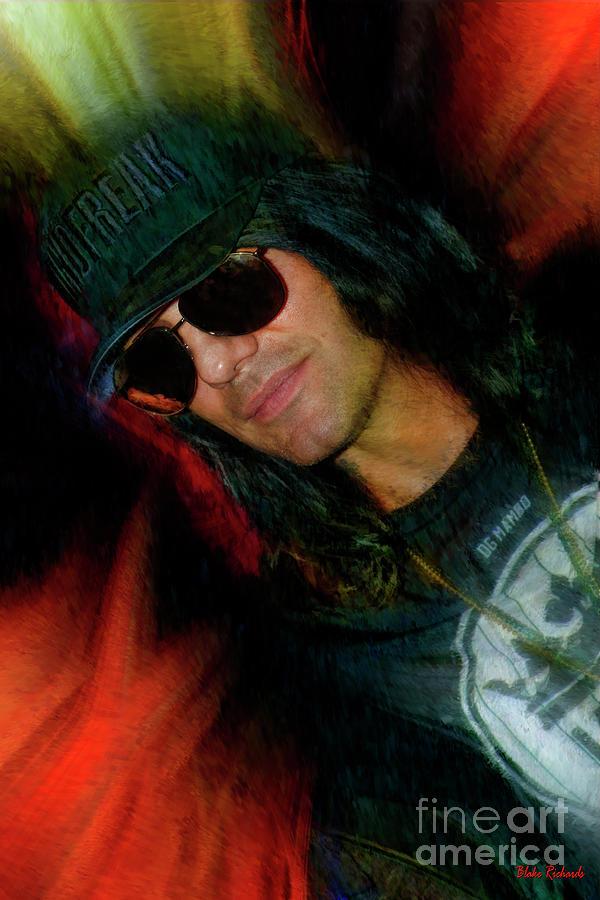 Criss Angel by Blake Richards
