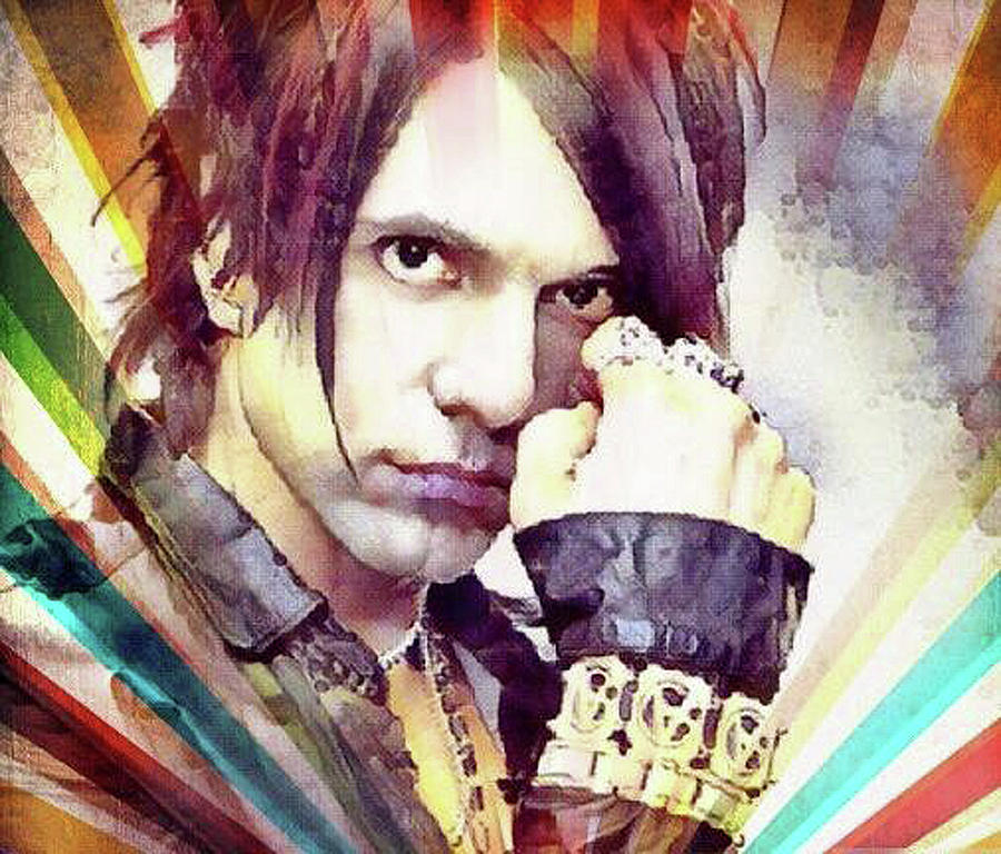 Criss Angel by Jayime Jean