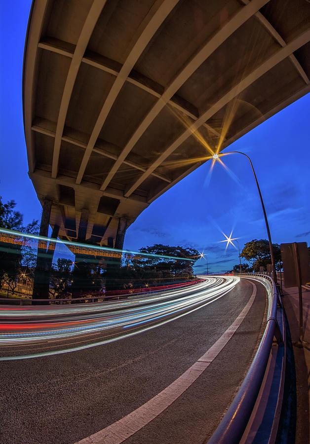 Crisscross Photograph by Edward Tian