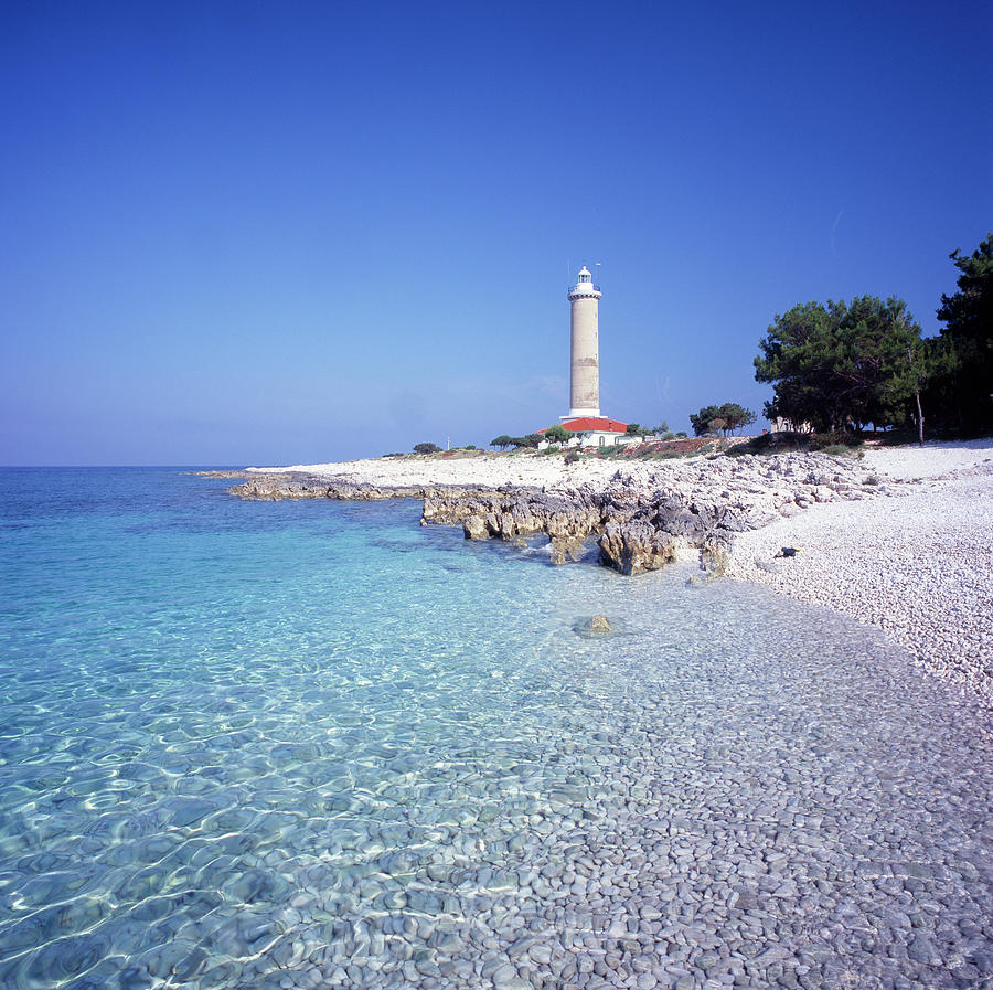 Croatia, Dugi Otok Island, Veli Rat Photograph by Simeone Huber