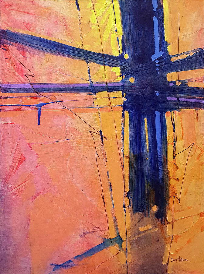 Cross Beaux Painting