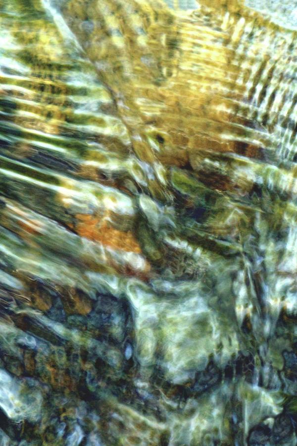 Cross Currents 7 by Deborah Ann Good