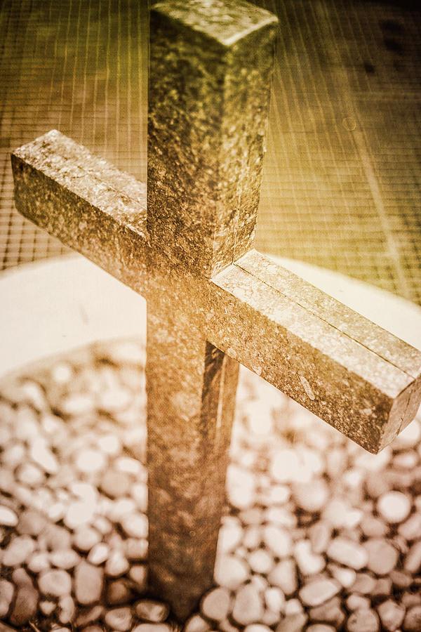 Cross by Jeff Mize