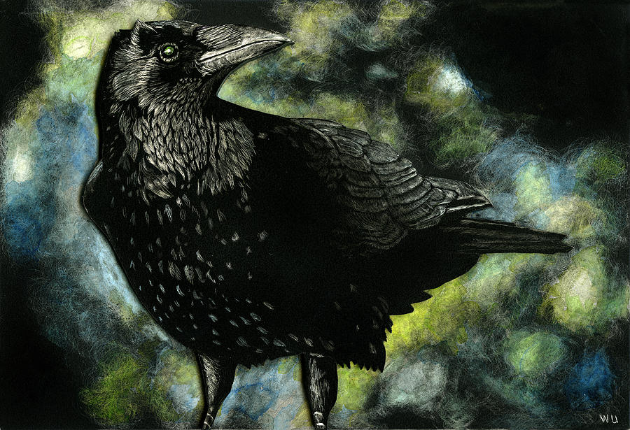 Crow by William Underwood