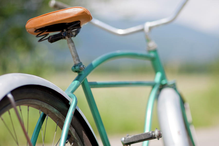 Cruiser Bicycle Photograph by Rocksunderwater