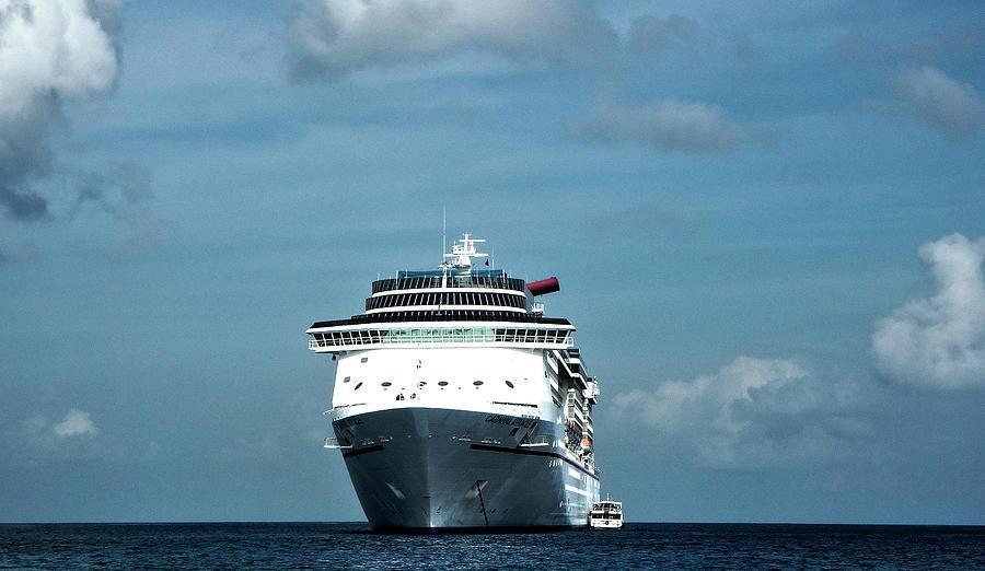 Cruising the Caribbean by Judy Hall-Folde