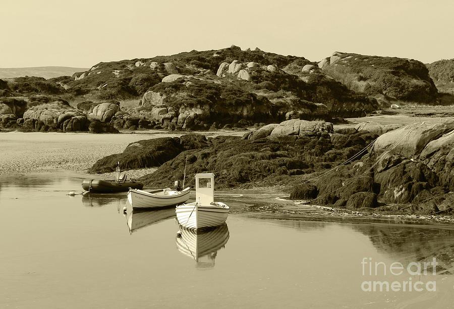 Cruit Island Donegal Tint by Eddie Barron