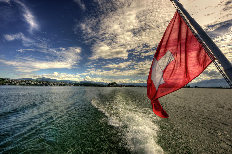 Cruize To Zurich Photograph by Or Hiltch