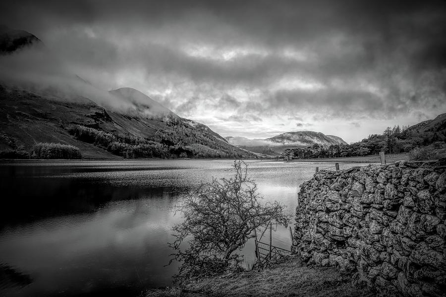 Crummock Water Shoreline 2 by Roy Pedersen