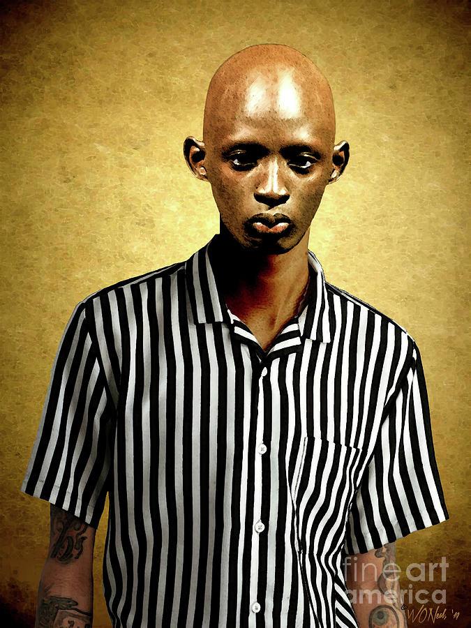 Elijah Akenzua 1 by Walter Neal
