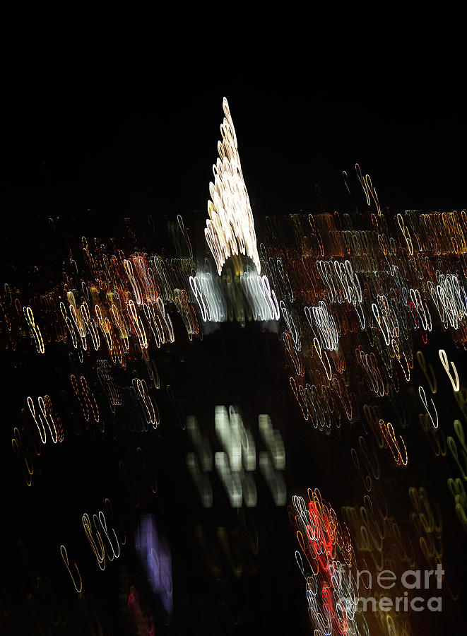 Chrysler Building Photograph