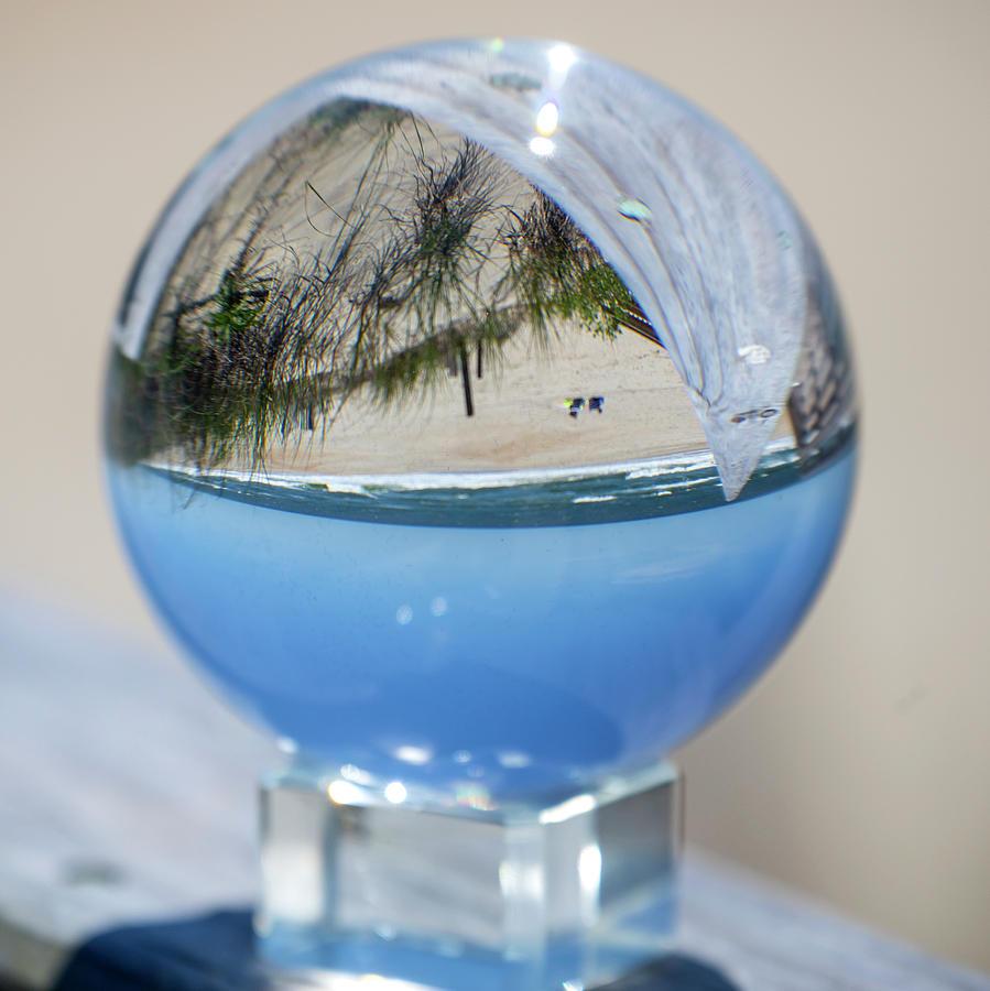 Crystal Ball 22 by David Stasiak