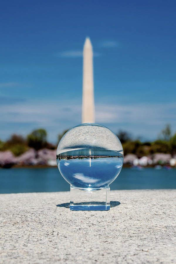 Crystal Ball by Greg Fortier